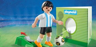 Playmobil - 9508 - Nationalspieler Argentinien