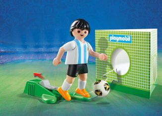 Playmobil - 9508 - Soccer Player Argentina