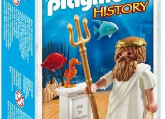Playmobil - 9523-gre - Poseidon Greek God