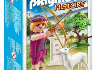 Playmobil - 9525-gre - Artemis Greek Goddess