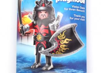 Playmobil - 0000-ger - Nüremberg Toy Fair Give-away Asian Warrior