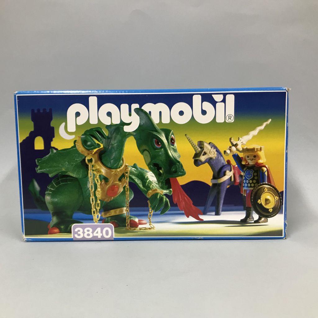 Playmobil 3840 - Dragon - Box