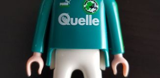 Playmobil - 0000-ger - Quellee football player