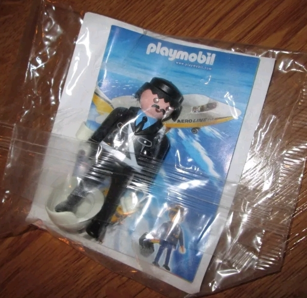 Playmobil 0000 - Malta Policeman II - Box