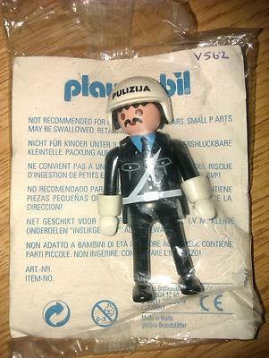 Playmobil 0000 - Malta Policeman I - Box