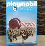 Playmobil 3205- - Sewage works - Box