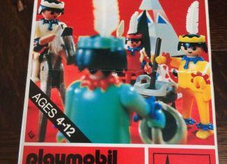 Playmobil - 3251 - Stet indiens
