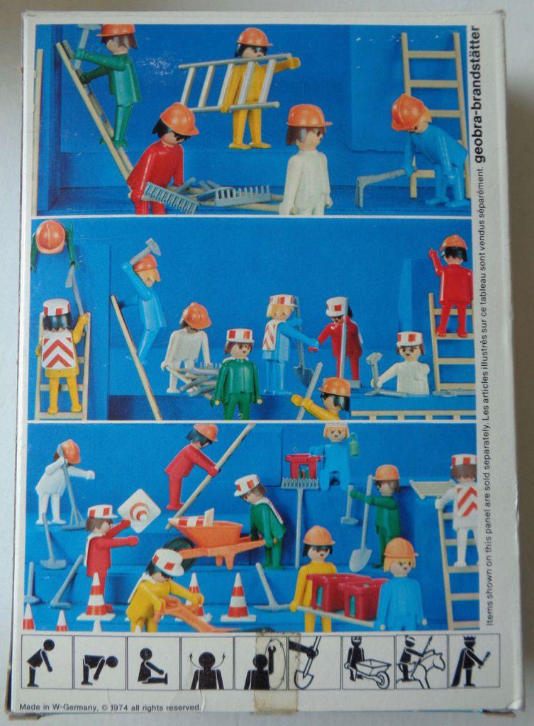 Playmobil 3201-can - Construction set - Box