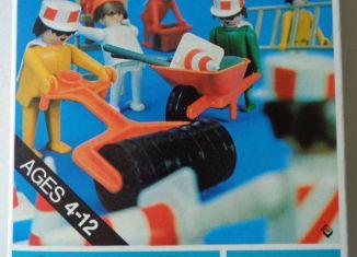 Playmobil - 3201-can - Construction set