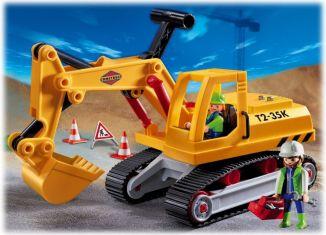 Playmobil - 3001v2 - Excavator