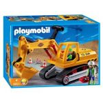 Playmobil 3001v2 - Excavator - Box