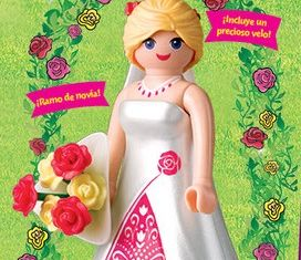Playmobil - 30790814 - Bride with bouquet