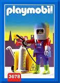 Playmobil 3678 - Gas Welder - Box