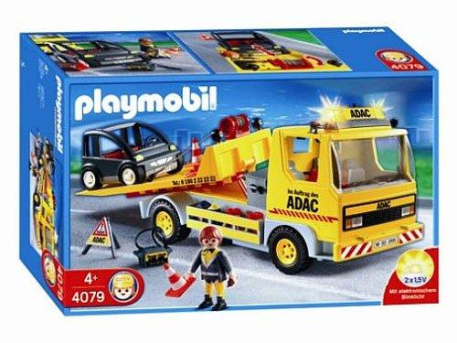 Playmobil 4079 - ADAC Truck Assistance - Box