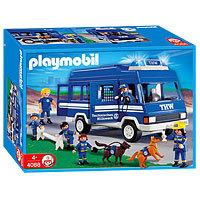Playmobil 4088 - THW Bus - Box