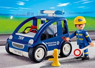 Playmobil - 4090 - THW Car