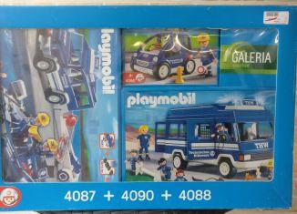 Playmobil - 4099-ger - THW Combination Set
