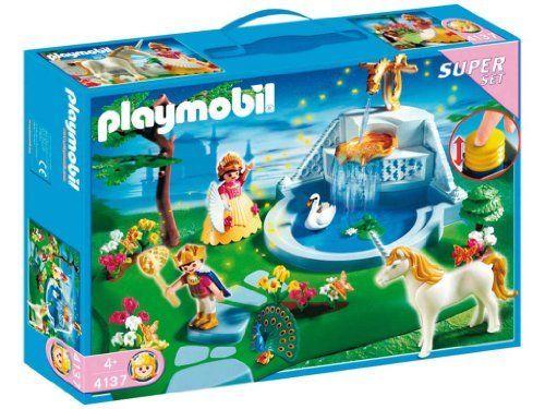 Playmobil 4137 - Dream Garden Super Set - Box