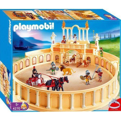 Playmobil 4270 - Arena - Box