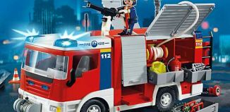 Playmobil - 4821v1 - Fire engine