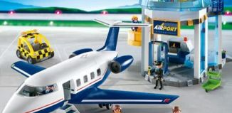 Playmobil - 5007 - Aeroport Mega-Set