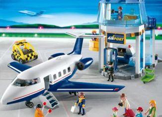 Playmobil - 5007 - Airport Mega-Set