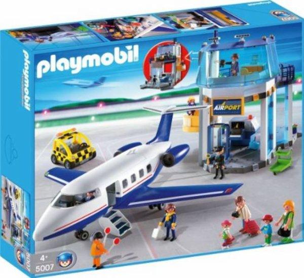 Playmobil 5007 - Airport Mega-Set - Box