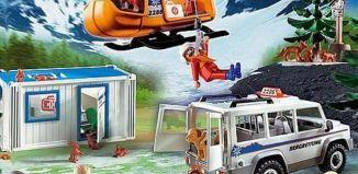 Playmobil - 5008 - Großeinsatz der Bergrettung