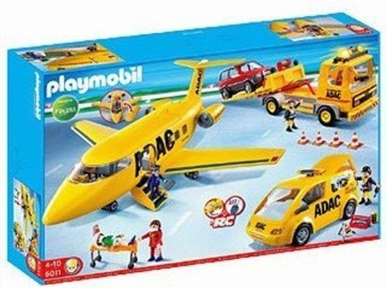 Playmobil 5011 - ADAC Mega-Set - Box