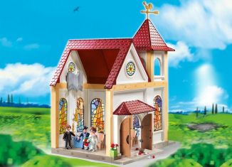 Playmobil - 5053 - Romantic Wedding Church