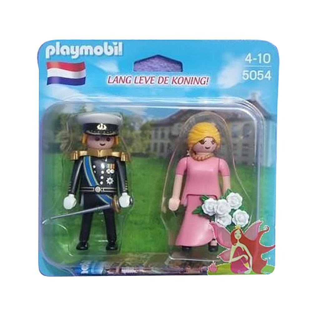 Playmobil 5054-net - Duo Pack Dutch Royal Couple - Box