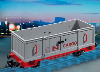 Playmobil - 5264 - Open Freight Car