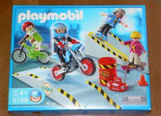 Playmobil - 5798 - Racing Park