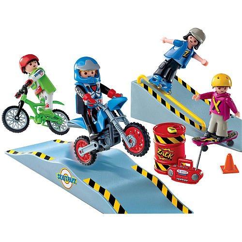 Playmobil 5798 - Racing Park - Back