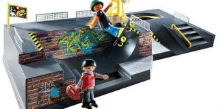 Playmobil - 5933 - Take along Skatepark