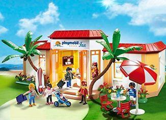 Playmobil - 5998 - Tropical Playmobil Inn