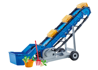 Playmobil - 6576 - Mobile conveyor belt