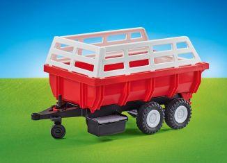 Playmobil - 6577 - Tractor Trailer