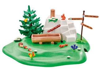 Playmobil - 6578 - Mountain source