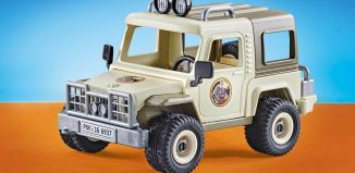Playmobil - 6581 - Safari jeep