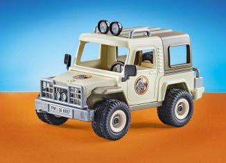 Playmobil - 6581 - Safari jeep