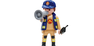 Playmobil - 6583 - Fire Chief A
