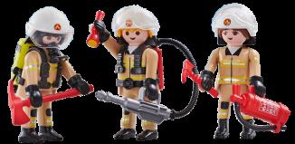 Playmobil - 6584 - Fire Rescue Team A