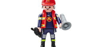 Playmobil - 6585 - Fire Chief B