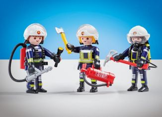 Playmobil - 6586 - Fire Rescue Team B