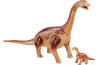 Playmobil - 6595 - Brachiosaurus mit Baby