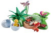 Playmobil - 6597 - Dino baby in nest