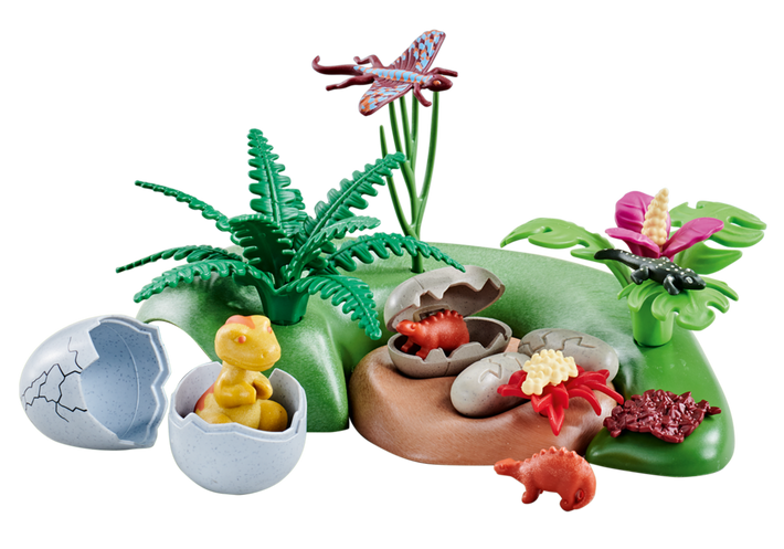 Playmobil 7368 Add-On Baby Dinosaurs