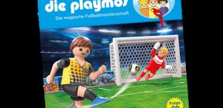 Playmobil - 80063 - Die magische Fußballmeisterschaft - Folge 60