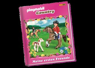 Playmobil - 80377 - Freundealbum - Meine ersten Freunde (Country)